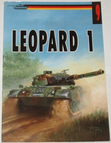 Leopard 1, by Michael Jercher and Waldemar Trojca (9)